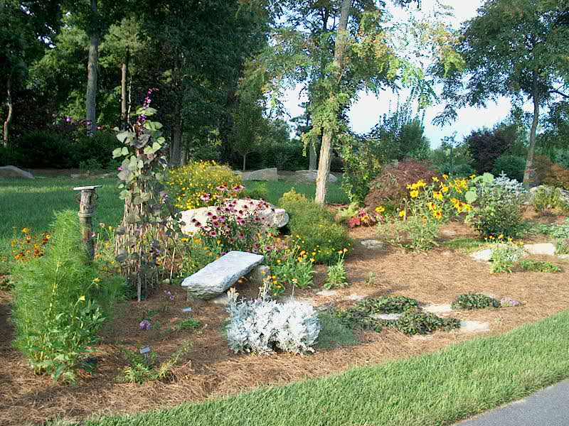 Landscape design offshoot virtual landscape services for Virtual garden design